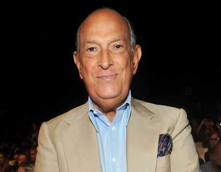 Oscar de la Renta, 1932-2014: The famed clothing designer was diagnosed with cancer in 2006. He died on Oct. 20 at his home in Kent, Connecticut. He was 82. Photo: Diane Bondareff / AP