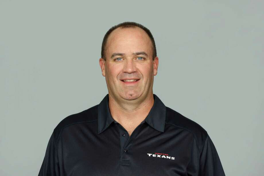 Bill O'Brien  Houston Texans    2014 NFL photo  This is a 2014 photo of Bill O'Brien of the Houston Texans NFL football team. This image reflects the Houston Texans active roster as of Friday, June 20, 2014 when this image was taken. (AP Photo) Photo: NA, FRE / ONLINE_YES