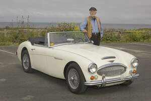 Vietnam veteran shipped beloved Healey - Photo