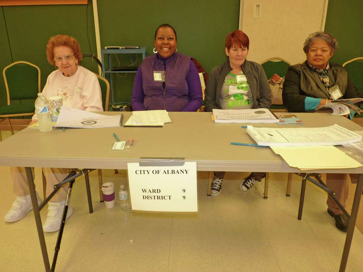 Were you seen at the polls on Election Day in the Capital Region on Tuesday, Nov. 4, 2014?