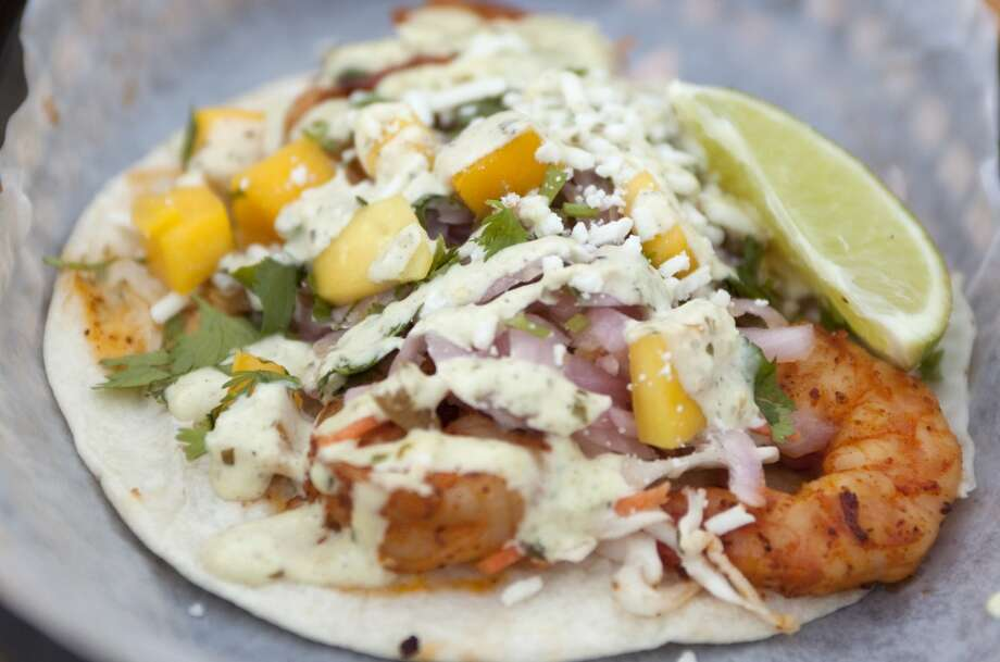 The cult-favorite Texas taco chain will open its newest Conroe location in the 336 Marketplace development at 351 S. Loop 336 West May 1. Photo: J. Patric Schneider, For The Chronicle
