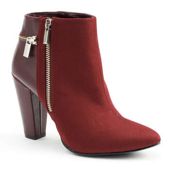 Jennifer Lopez ankle boots, $89.99, Kohl's. Photo: Rich_Kerrie / Courtesy Photo Kohl's / San Antonio Express-News