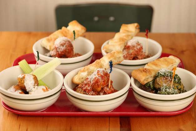 York City This meatball-centric spot has six locations in Manhattan ...