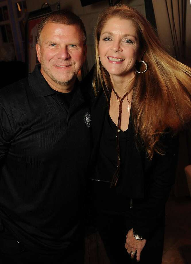 Tilman and Paige Fertitta Photo: Dave Rossman, Freelance / © 2014 Dave Rossman