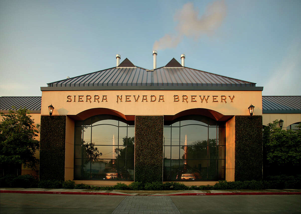 The Sierra Nevada Brewing Co. brewery in Chico, Calif.