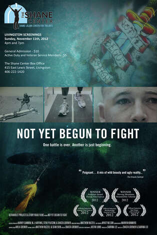 'Not Yet Begun to Fight'- After his searing experiences as a pilot in the Vietnam War, retired Marine Eric Hastings turned to fly-fishing to help his personal healing process. As captured in this documentary, Hastings now offers the same solace to today's wounded warriors. Available Nov. 11 Photo: Handout