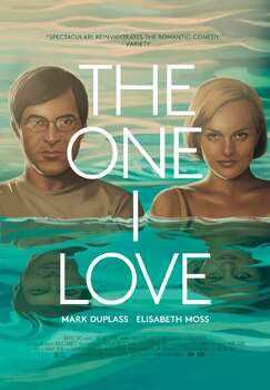 'The One I Love' - Confronted with the potential end of their marriage, Ethan and Sophie take off for a weekend together, hoping to negotiate their future. When they reach their idyllic destination, however, the couple strolls into a bizarre new brand of trouble. Available Nov. 29 Photo: Handout