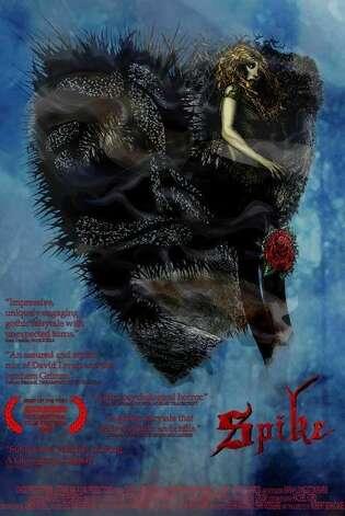 'Spike'- A horror/romance/fantasy film. Available Nov. 1 Photo: Handout