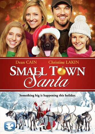 'Small Town Santa' - Already lacking any holiday spirit on the eve of Christmas, Sheriff Rick Langston sees his world turned upside down after he arrests a home intruder claiming to be Santa Claus. Will Rick find his inner elf with help from a new girl in town? Available Nov. 13 Photo: Handout