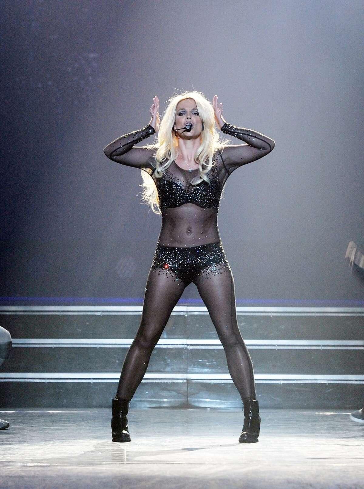 10. Britney Spears, $20 million.