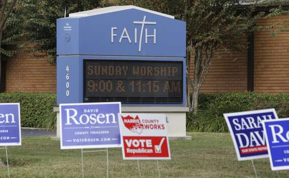 Church Election Results