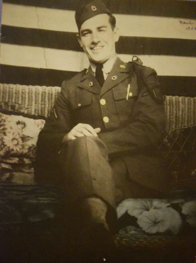 Sgt. John Patrick Ready, of New Canaan, was killed during the Normandy Battle of 1944. Ready was one of 39 New Canaan residents to lose his life during World War II, according to New Canaan Post 653 of the Veterans of Foreign Wars. Photo: Nelson Oliveira / New Canaan News