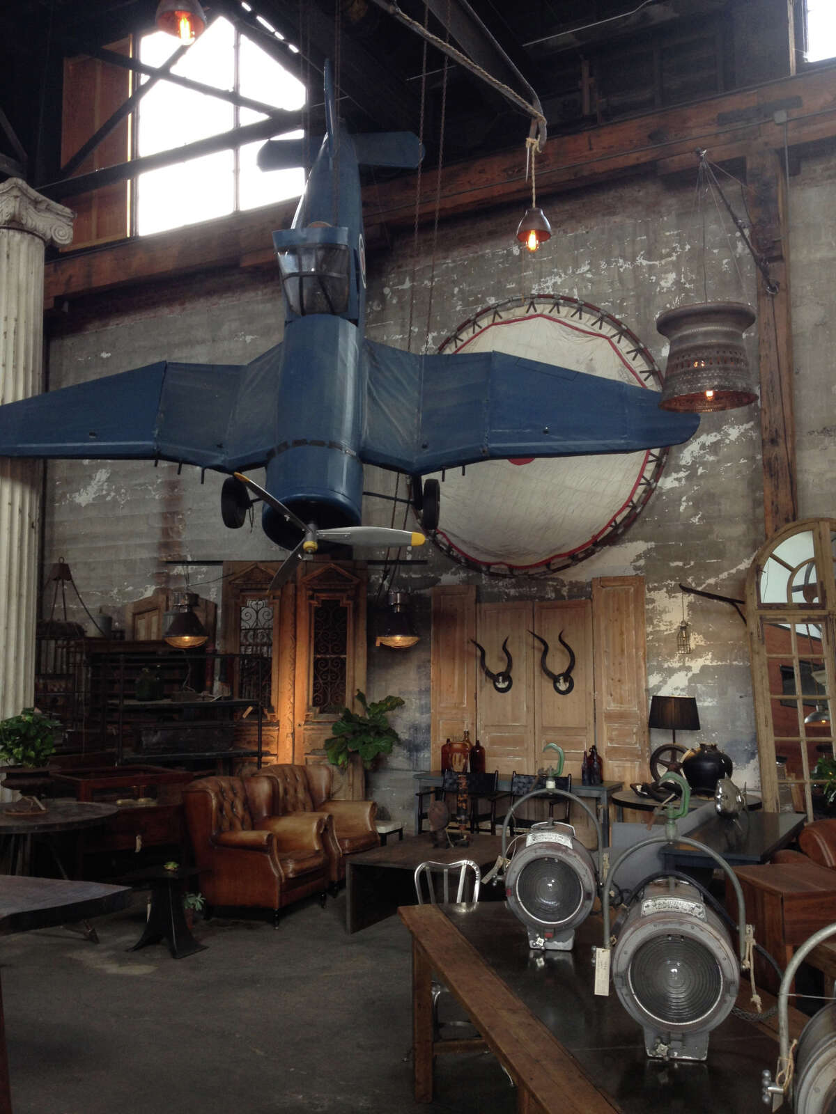 Big Daddy's Antiques: