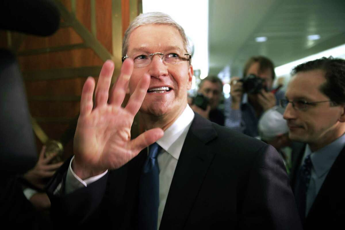 Apple CEO Tim Cook has acknowledged he is gay - and also