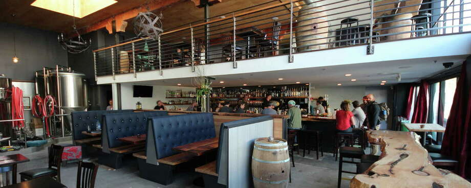 Barrel Head Brewhouse's original location on Fulton Street in San Francisco. Photo: Barrel Head Brewhouse Facebook Page