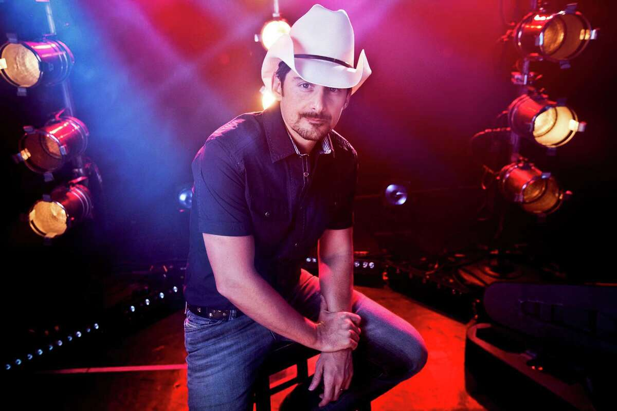 """Brad Paisley, Feb. 19: One of country music's greatest guitar pickers and among its most personable and popular stars with 18 No.1 singles, Paisley arrives with a new album, the honky tonk inspired """"Moonshine In the Trunk."""" Expect a set list that will include """"American Saturday Night,"""" """"This Is Country Music,"""" """"The Mona Lisa,"""" """"I'm Gonna Miss Her,"""" """"Hot For Teacher"""" and """"Alcohol."""""""