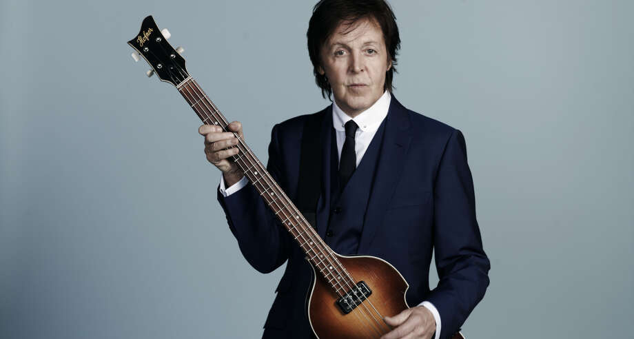 "Paul McCartney is the subject of the tribute album ""The Art of McCartney,"" which features covers by the likes of Bob Dylan, the Cure and Kiss. Photo: Mary McCartney / EMI / ONLINE_YES"