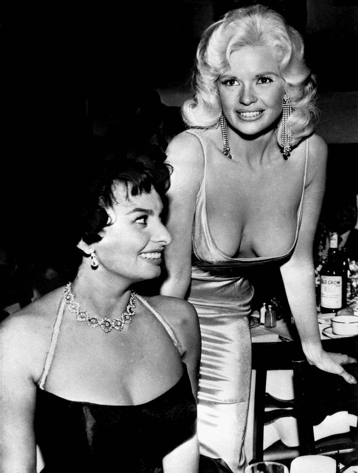 Jayne Mansfield First February1955