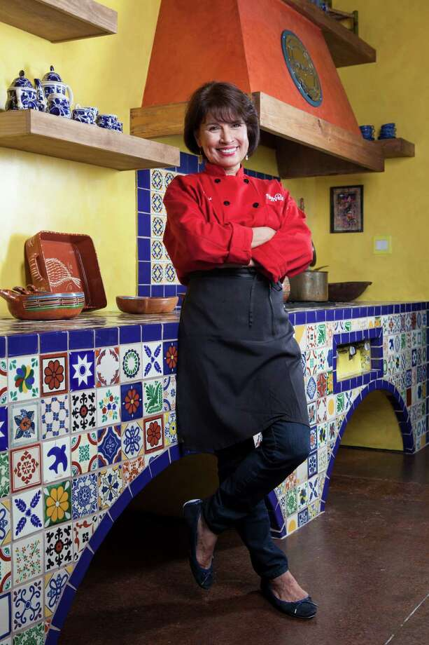 Sylvia Casares of Sylvia's Enchilada Kitchen at her new restaurant in the Energy Corridor, called Sylvia's in Houston, TX on Monday July 28, 2014. (Scott Dalton/Chronicle) Photo: Scott Dalton, Freelance / 2014 Houston Chronicle