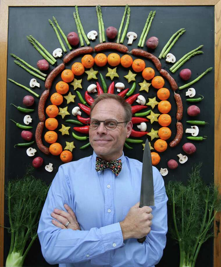 TV food celebrity Alton Brown is bringing a live show that includes music to the Palace Theater in Waterbury on Nov. 13. Photo: Contributed Photo / Connecticut Post Contributed