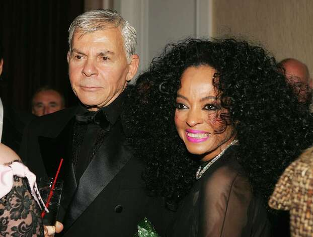 BEVERLY HILLS, CA - OCTOBER 23:   Agent Ed Limato and singer Diana Ross during the cocktail reception at the 16th Carousel of Hope presented by Mercedes-Benz benefiting the Barbara Davis Center for Childhood Diabetes at the Beverly Hilton Hotel October 23, 2004 in Beverly Hills, California.  (Photo by Frank Micelotta/Getty Images)  *** Local Caption *** Ed Limato;Diana Ross Photo: Frank Micelotta, Getty Images / 2004 Getty Images