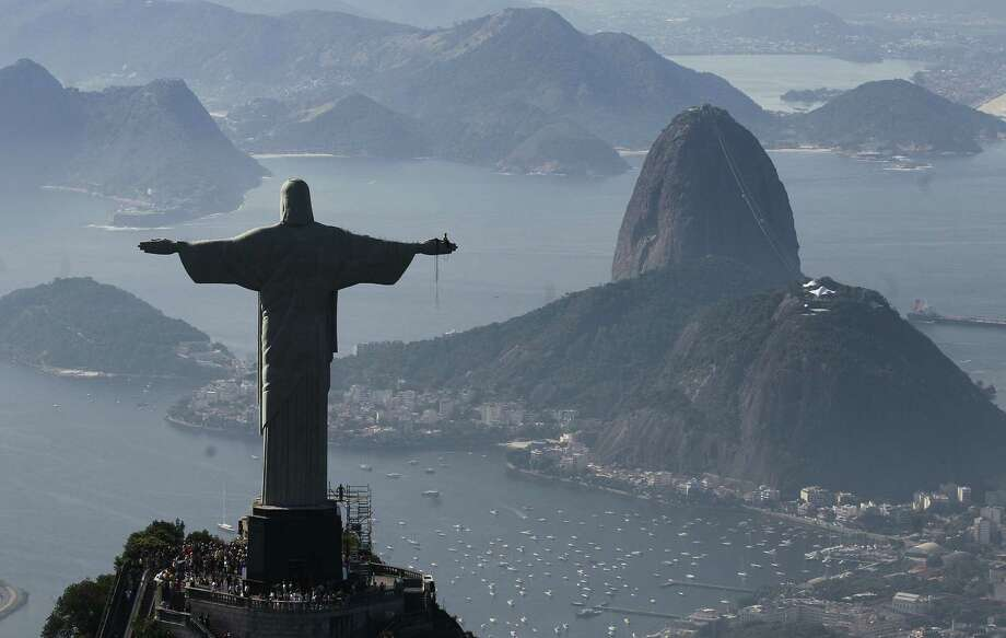 """Brazil made the list thanks to the surge in hotel building arround this year's World Cup and the upcoming Olympics in 2016. TravelZoo says to take advantage of the """"gap year"""" in 2015 between the major events. Photo: Leo Correa / Associated Press / AP"""