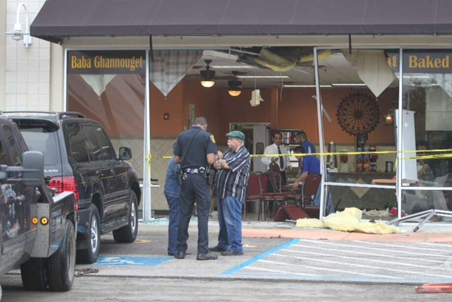 A Vehicle That Drove Into Restaurant Wednesday Afternoon Left Multiple People Hurt With Most