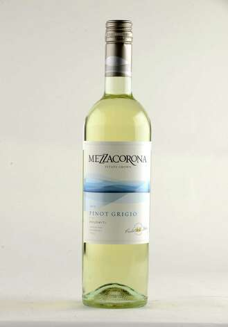 Mezzacorona 2013 Pinto Grigio Thursday Oct. 9, 2014, at the Times Union in Colonie, N.Y. (Will Waldron/Times Union) Photo: WW