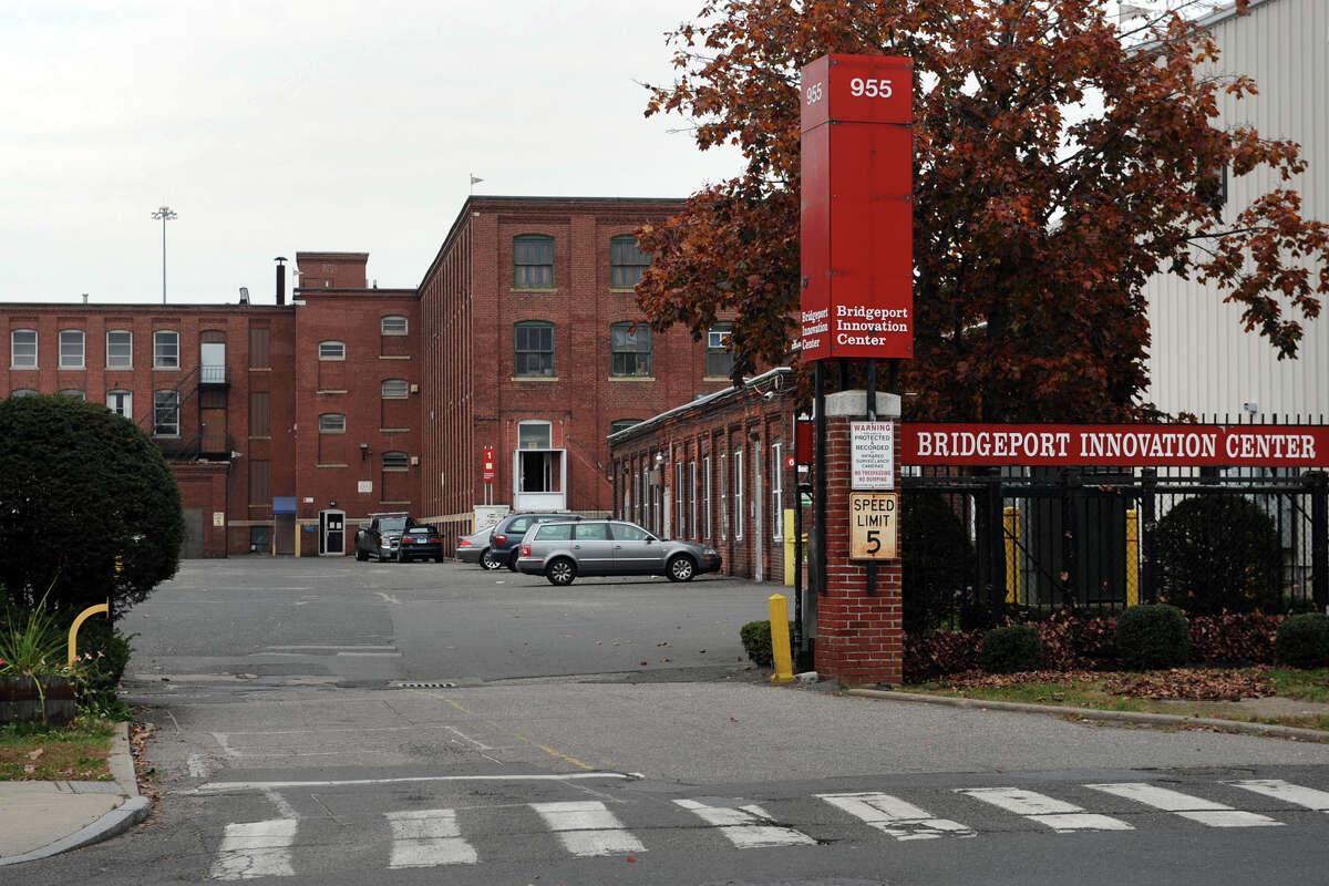 The Bridgeport Innovation Center, 955 Connecticut Ave. in Bridgeport, Conn. Nov. 5, 2014.