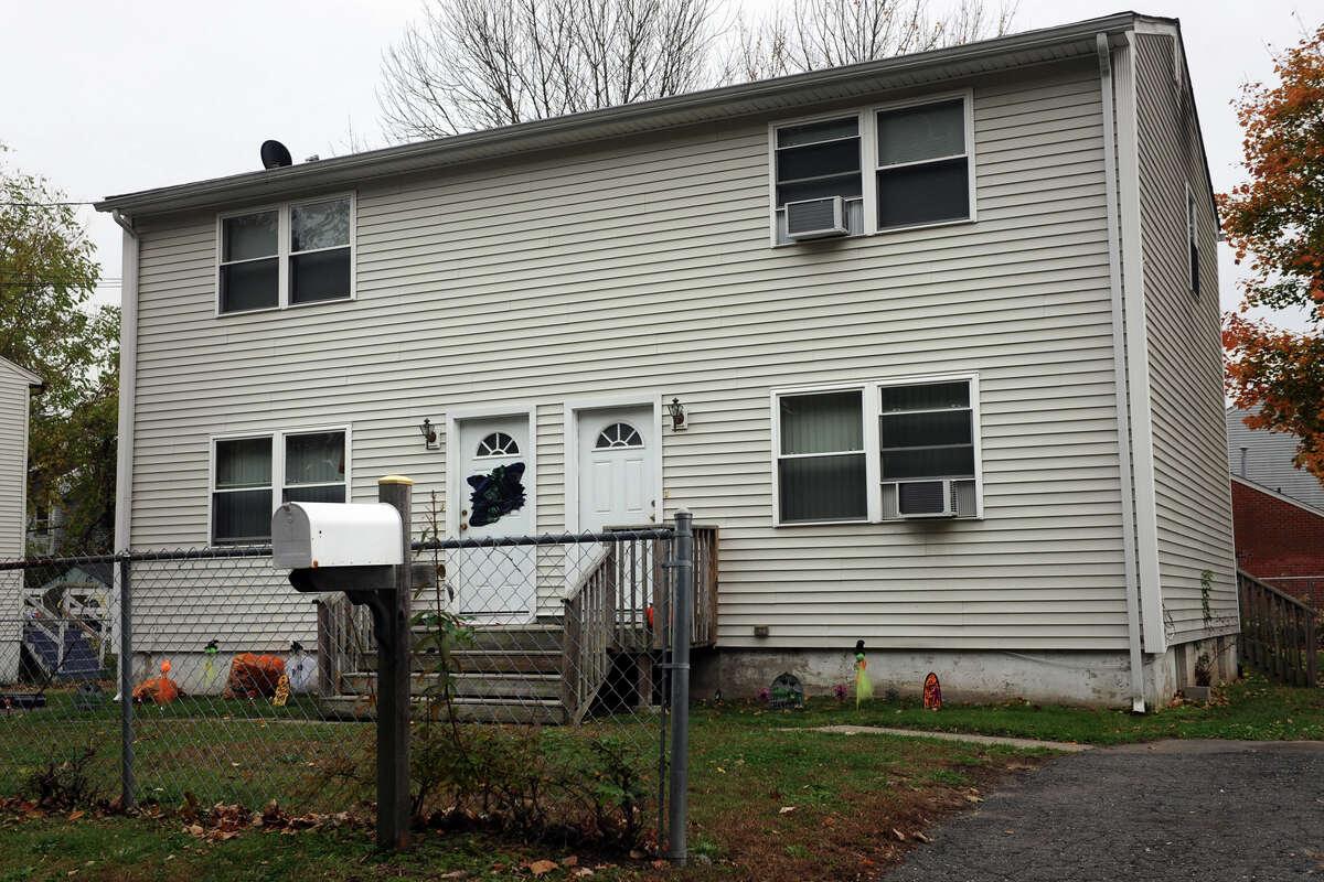 The duplex home at 137-139 Sunshine Circle, in Bridgeport, Conn. Nov. 5, 2014.