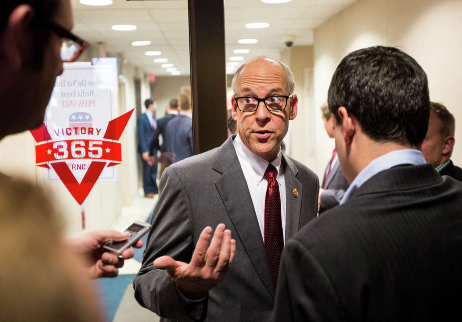"""Rep. Greg Walden, R-Ore., House Republican campaign chairman, says, """"The Republican Party is back with youth, with diversity, with women, and we've got a long way to go."""" Photo: JABIN BOTSFORD / New York Times / NYTNS"""