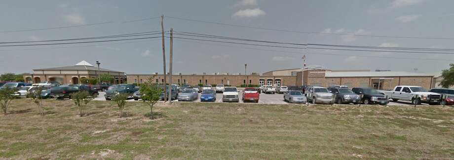 La Vernia High School Photo: Google Maps