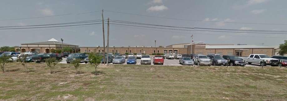 La Vernia High School Photo: Google Maps