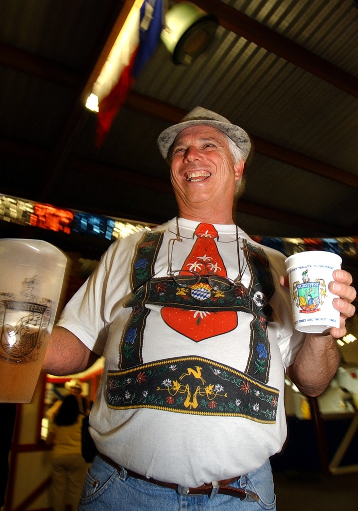 Wurstfest in new braunfels is adding a craft beer for Craft beer san antonio