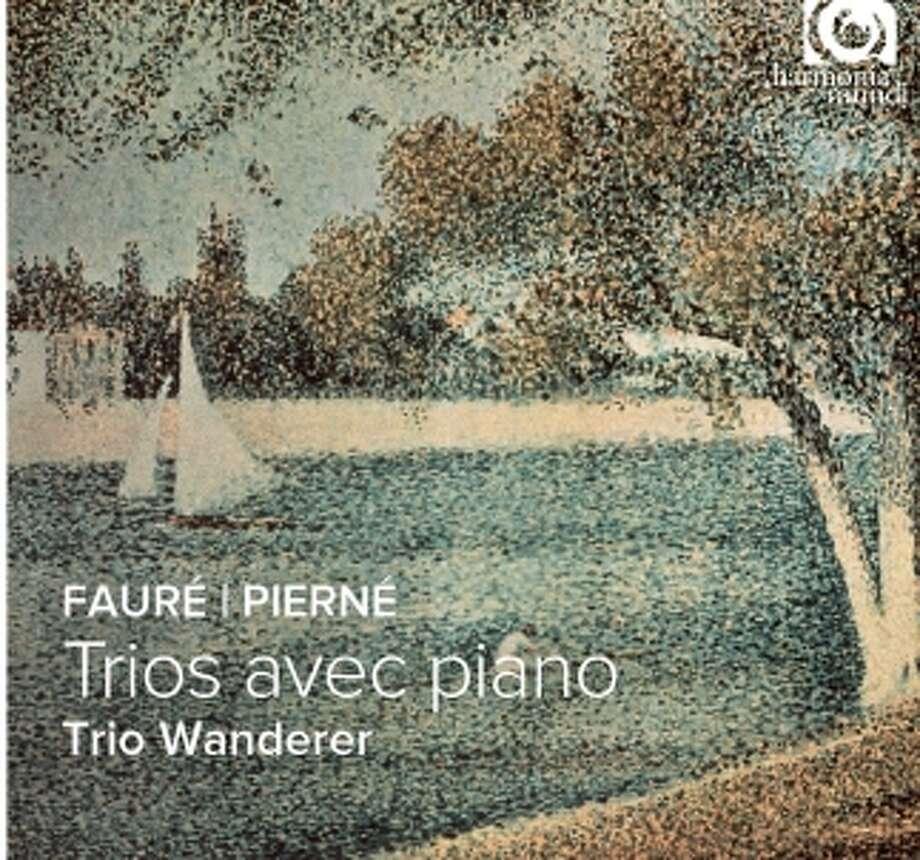 CD cover: Trio Wanderer Photo: Harmonia Mundi / ONLINE_YES
