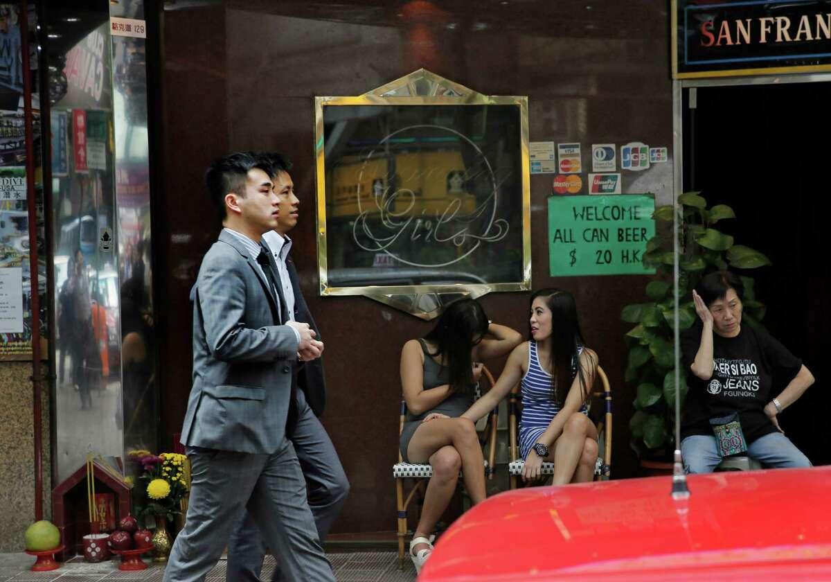 Girls bar wan chai Horrific murders