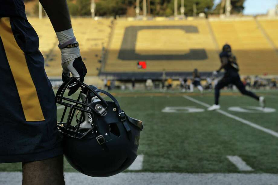 The academic progress of University of California athletes will be used to determine the bonus pay of their coaches and athletes under a new school policy. Photo: Carlos Avila Gonzalez / The Chronicle / ONLINE_YES