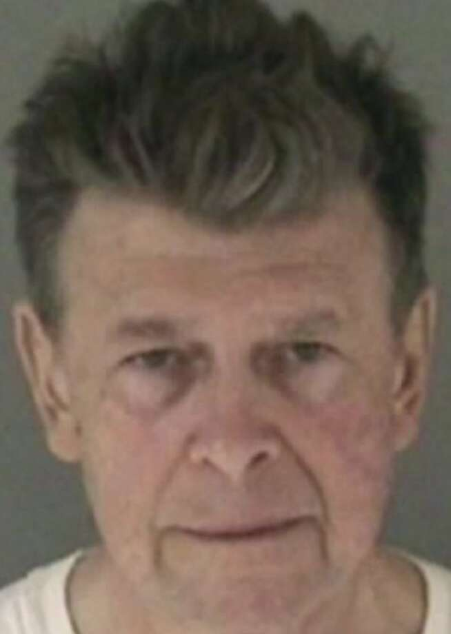 """Jerry """"JC"""" Canfield is accused of shooting his 72-year-old wife, Joann, in the head at their Clinton Avenue home on Oct. 26. Photo: Alameda Police Department"""
