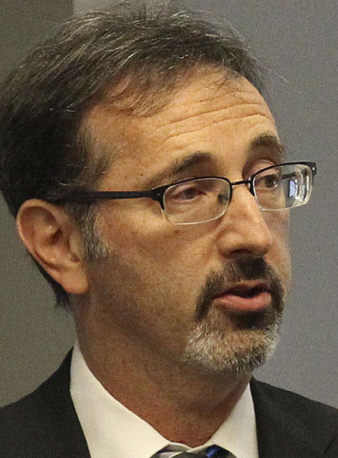 Robbie Greenblum was Mayor Julián Castro's chief of staff before he became city attorney. / ©2014 San Antonio Express-News