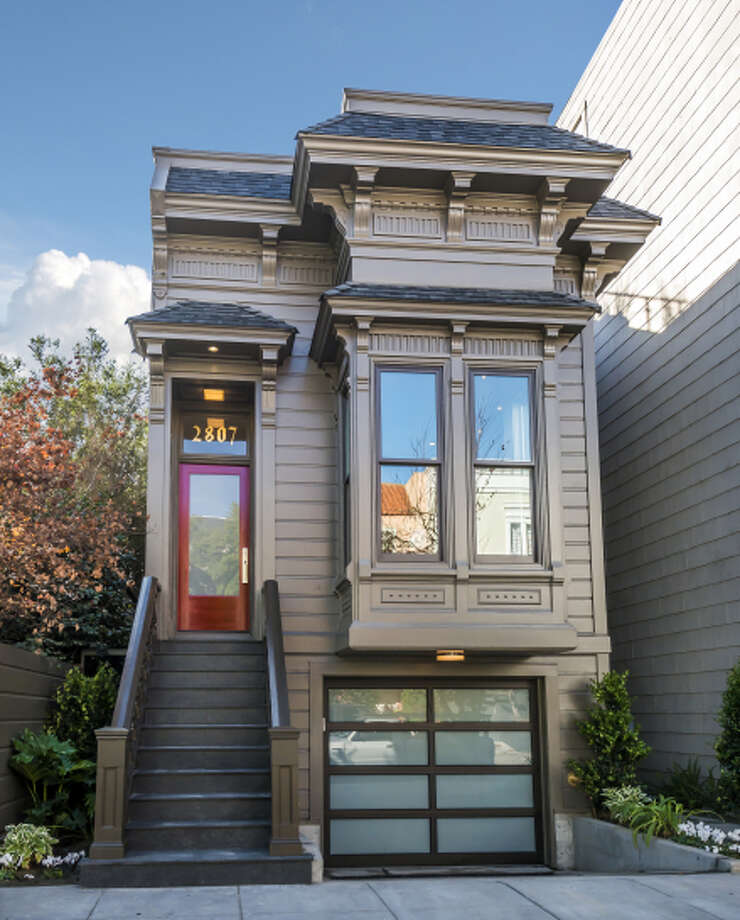 2807 Clay Street in Pacific Heights is available for $6.5 million.Click here to check out more listings in Pac Heights » Photo: Olga Soboleva/Vanguard Propertie / ONLINE_CHECK