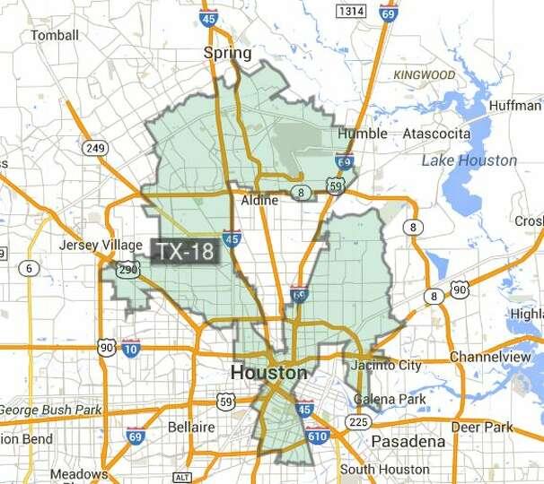 House District 18 Representative Sheila Jackson Lee D Photo 7107637 97143 Houston Chronicle