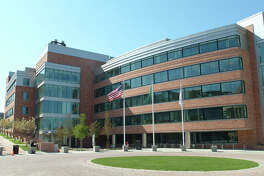 Fred Hutchinson Research Center, pictured April 2, 2004.