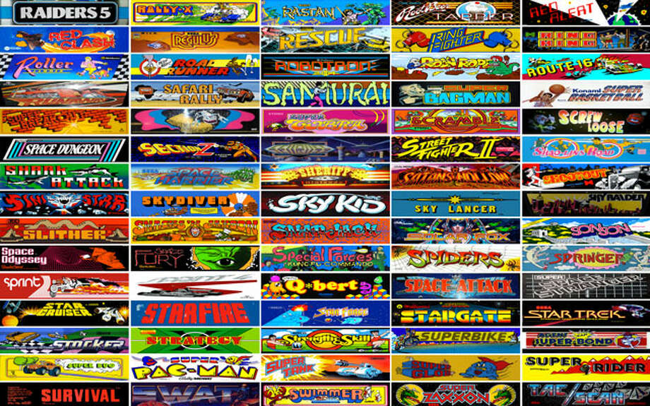 All the arcade, all the time Photo: Internet Archive
