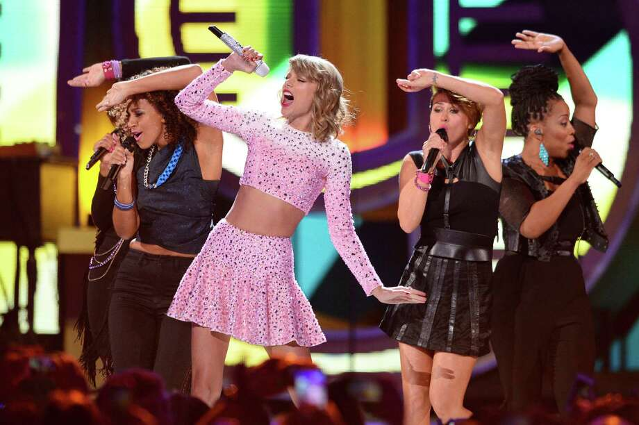 """Taylor Swift so far has included only Dallas as a Texas date for next year's tour behind widely acclaimed pop album """"1989."""" Photo: Powers Imagery, INVL / Invision"""