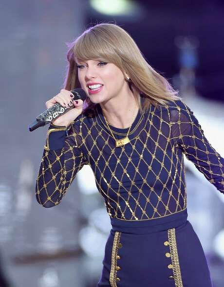 Spotify CEO Denial Ek says the streaming service has paid $2 billion in royalties in response to Taylor Swift's decision to pull her music over low payments. Photo: Jamie McCarthy, Staff / 2014 Getty Images