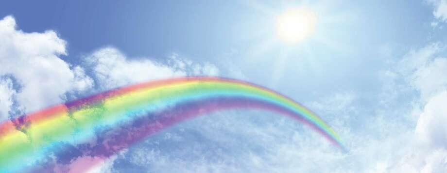 Rainbow (Fotolia) / Nikki Zalewski - Fotolia