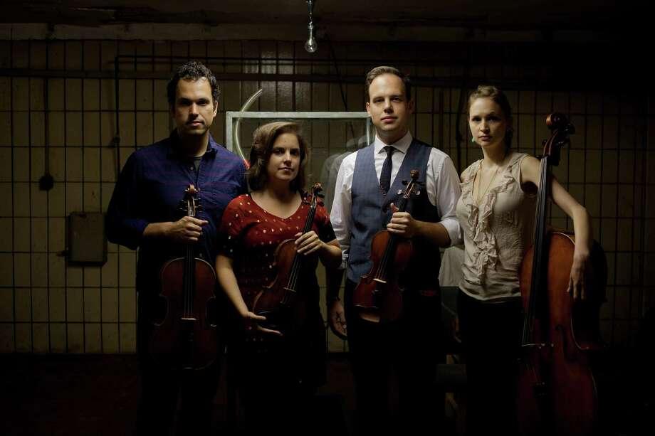 Mivos Quartet / Ralf Puder & Nana Franck
