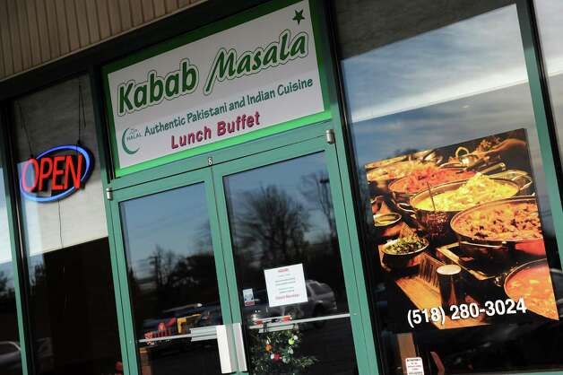 Kabab Masala on Wednesday, Nov. 5, 2014, in Halfmoon, N.Y. (Cindy Schultz / Times Union) Photo: Cindy Schultz / 00029354A