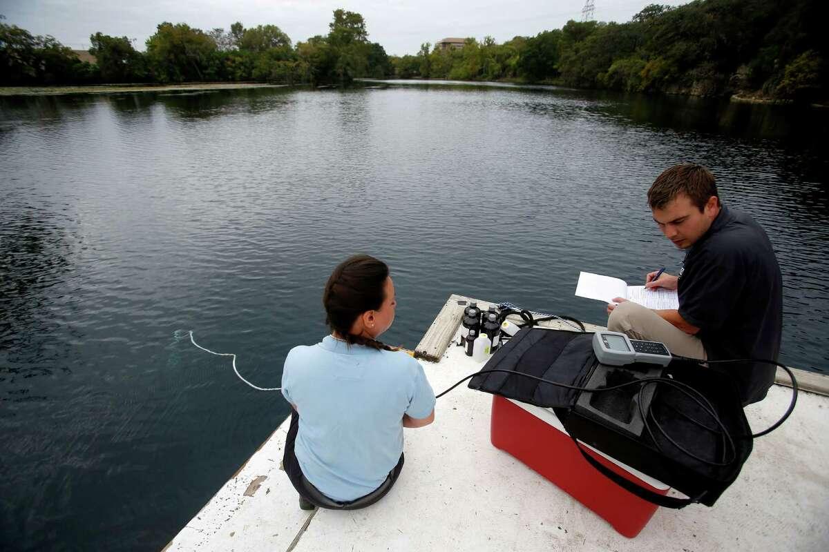 Aquarena Springs Location: San MarcosNote: Reader Tammy B. says,