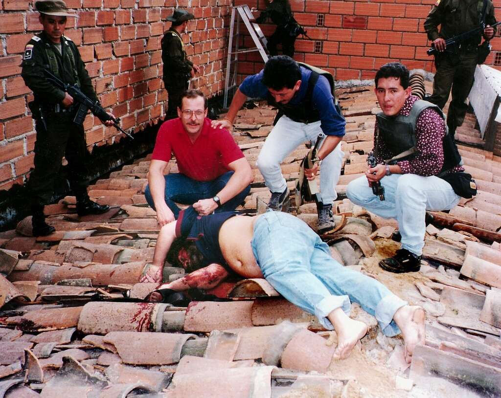 2, 1993Authorities were able to pinpoint Escobar's location in a middle-class